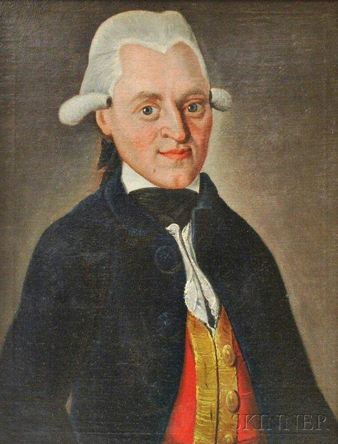 Skinner Portrait