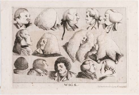 Wigs 1773 LWL