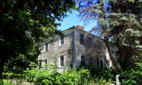 Abandoned House Essex 2