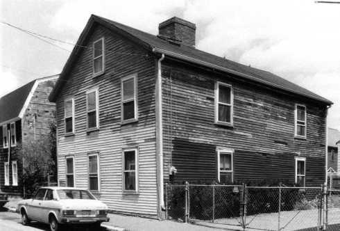 Carlton Street 1985
