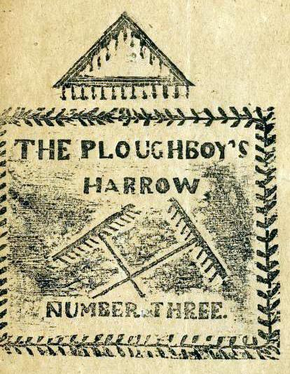 Cook Ploughboy's Harrow
