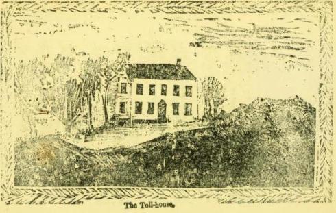 Cook Tollhouse Print