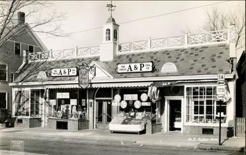 Corner Store AP SSU
