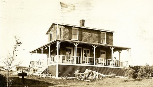 Baker's Island House SSU Archives