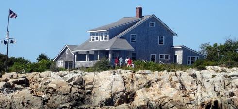 Baker's Island Houses 2