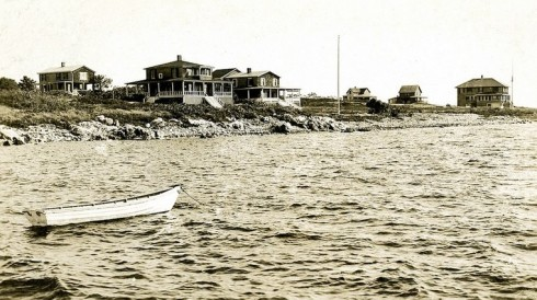 Baker's Island Houses SSU Archives 2