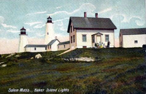 Bakers Island Lights PC