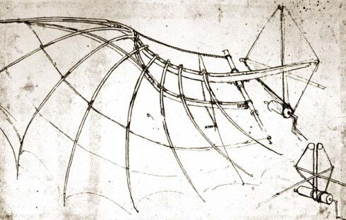 leonardo-da-vinci-bird-wing-with-mechanical-connections-1