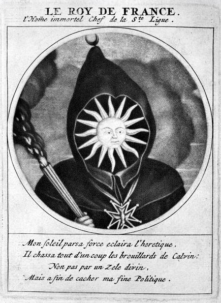 Sun King Protestant Perspective Nantes
