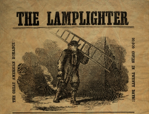 Lamplighter broadside LOC
