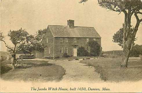 Witch House Danvers
