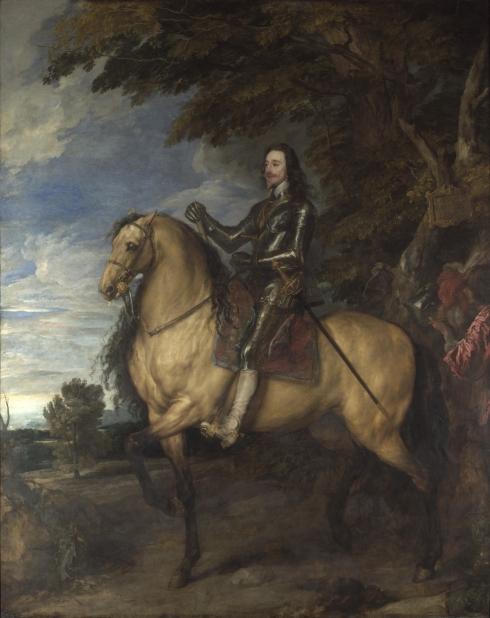 Equestrian Portrait Anthonis_van_Dyck_046