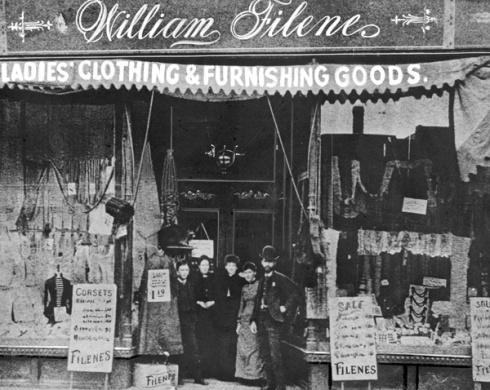 Filene's 1880s