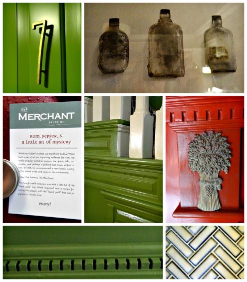 Merchant Collage