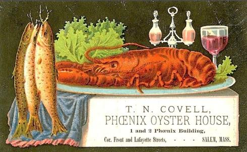 Oyster Trade Card SSU