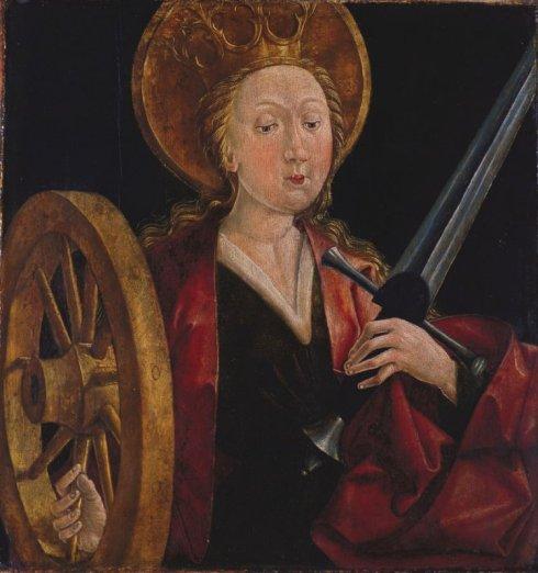 Saint Catherine Pacher