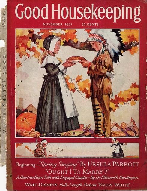 Thanksgiving gh 1937