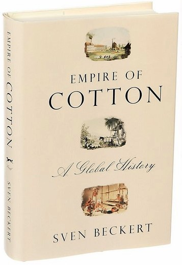 Books Empire of Cotton Cover