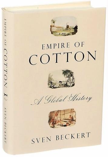 Books Empire of Cotton Cover