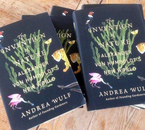 Books Invention Cover