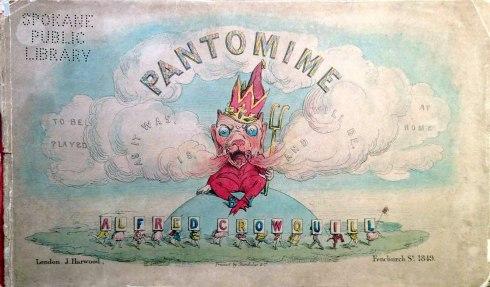 Christmas Pantomines 1849