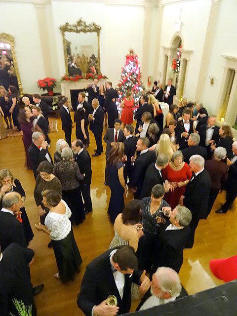 Dancing Hamilton Hall