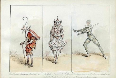 Pantomimes Harvard