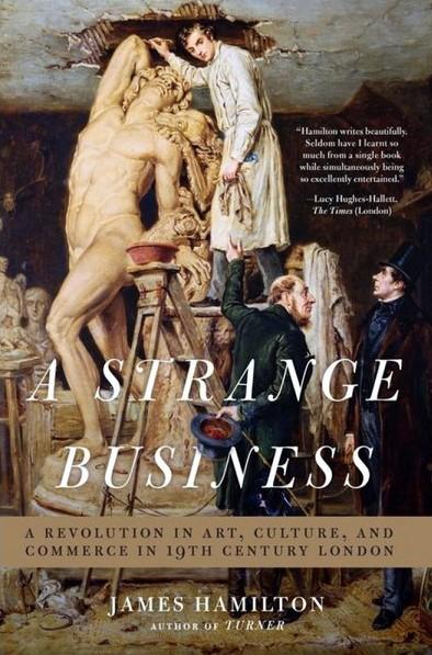 Strange Business Cover