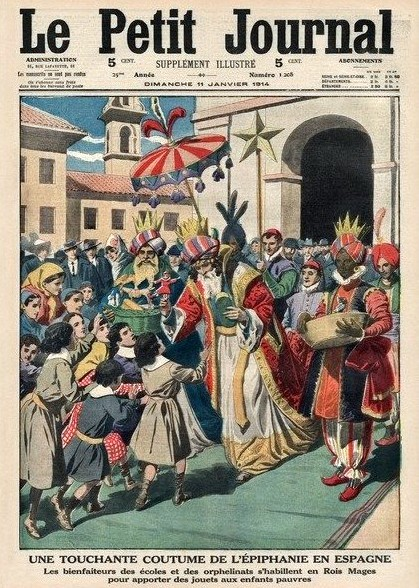 Epiphany Le Petite Journal 1914