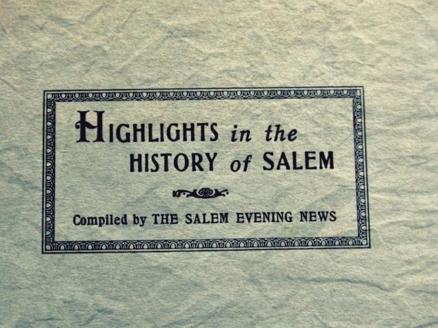 Salem Scraps 1926
