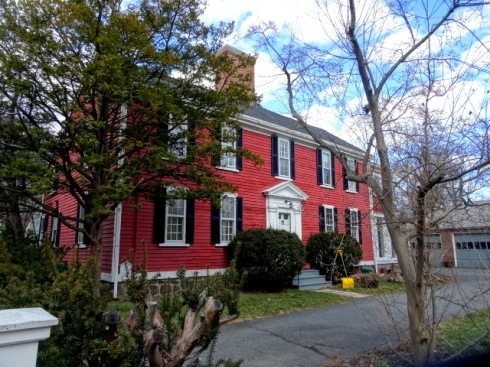 Colonial and Colonial Revival 031