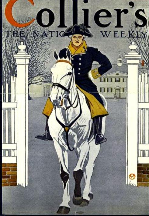 George Washington 1910 Penfield NYPLDC picture