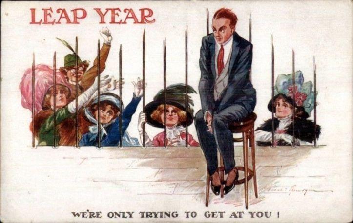 Leap Year 1908 BPL