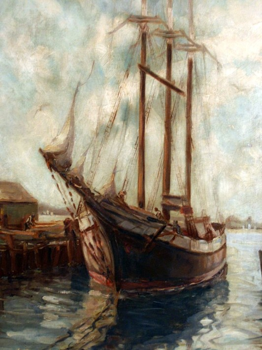 Mary Mason Brooks Salem Schooner