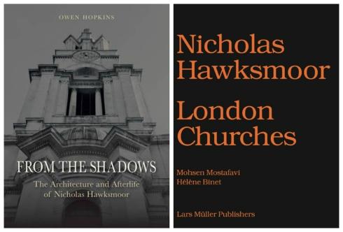 Hawksmoor books