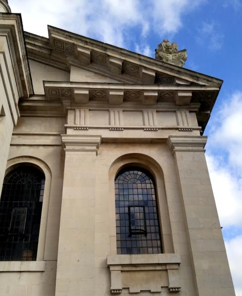 Hawksmoor St. Alfrege
