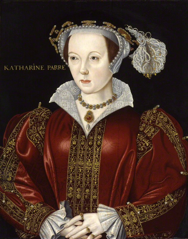 NPG 4618; Catherine Parr by Unknown artist