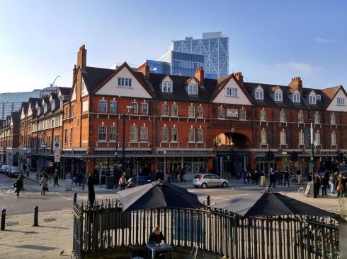 London Spitalfields