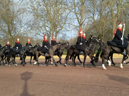 London Trooping