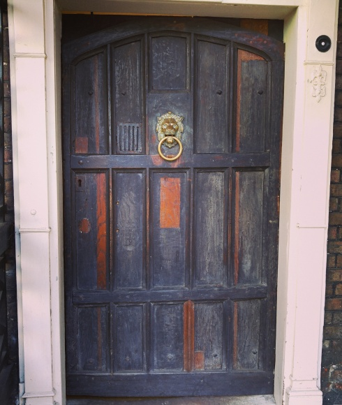 Sutton House Door