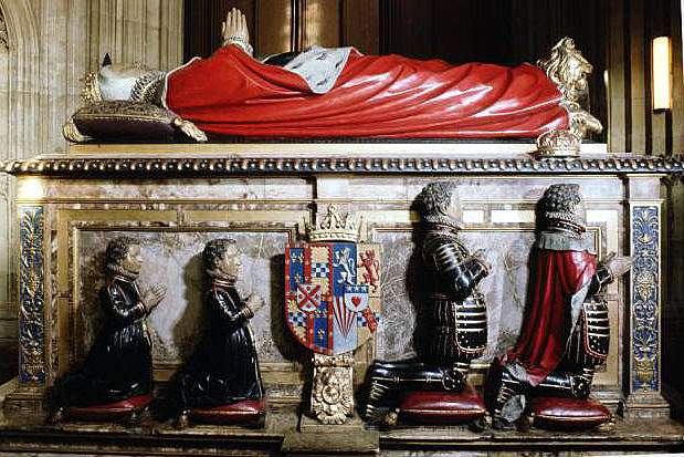 Tudor Texture tomb_margaretcountessof lennox