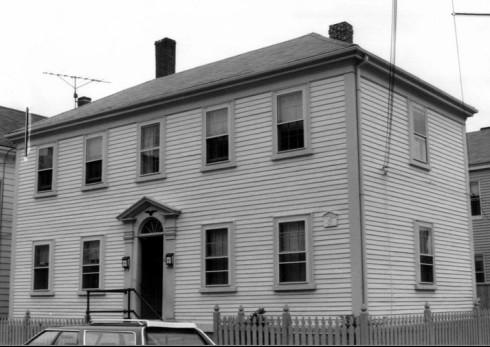 Bridge Street Thaddeus Gwinn House MACRIS