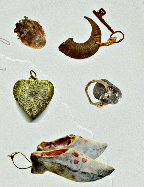 Charm Collage Lovett