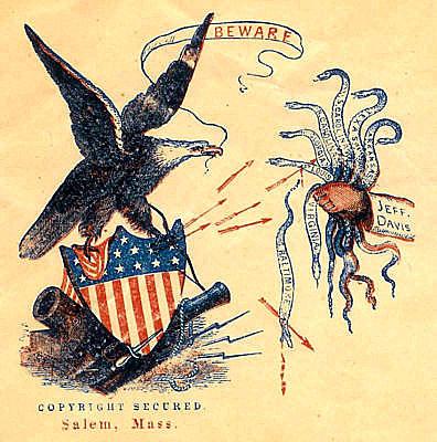 Civil War Cover