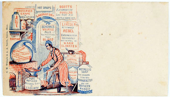 Lincoln Envelope Hakes Auctions