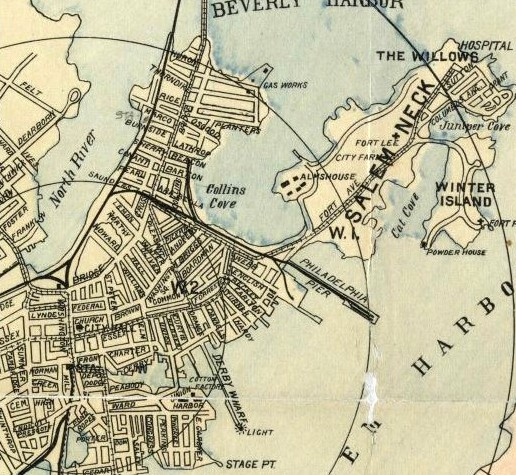 Salem Map 1903 cropped