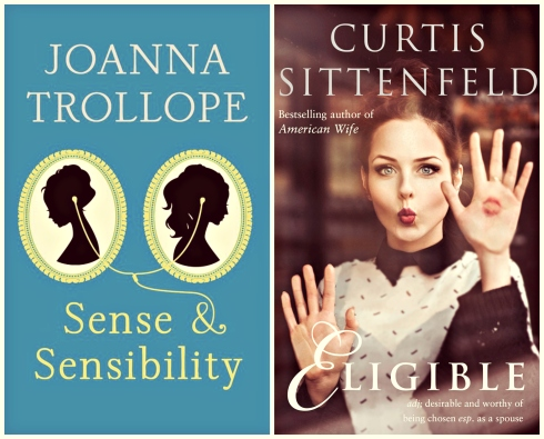 Austen Project Collage
