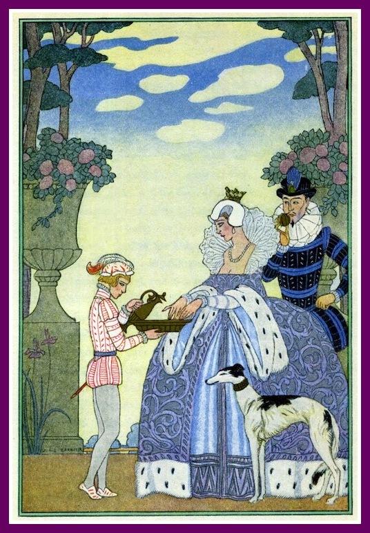 Barbier Elizabethans 1928