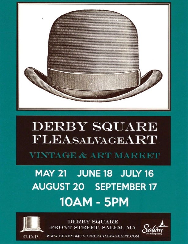 Derby Square Market Poster