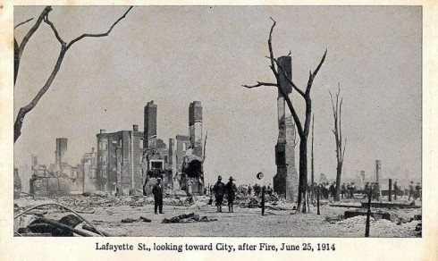 Lafayette after the Fire pc
